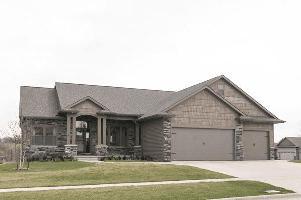 H&H Home Builders Exterior Design Image #31