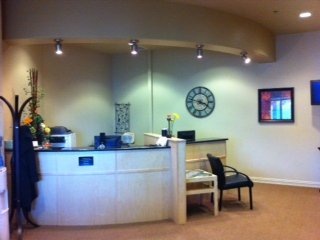 Professional dental care office in Eagle River, AK