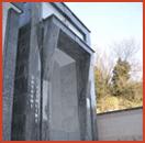 Costruzione edicole funerarie