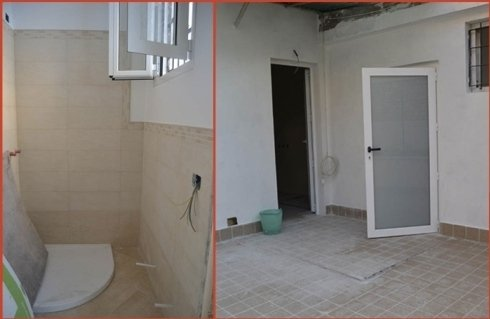 Rifacimento bagni e ristrutturazione appartamenti.