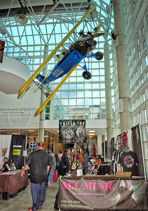 Flight 914 event in New York