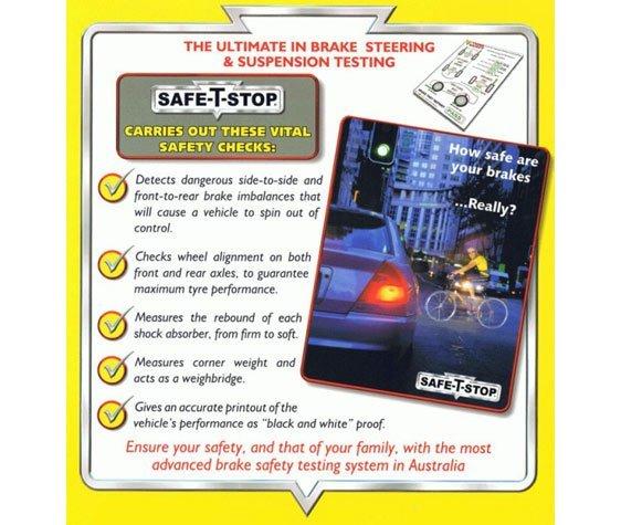 Suncoast Automotive Services safe t stop