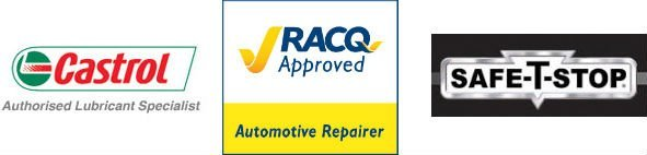 Suncoast Automotive Services castrol RACQ Safe T Stop