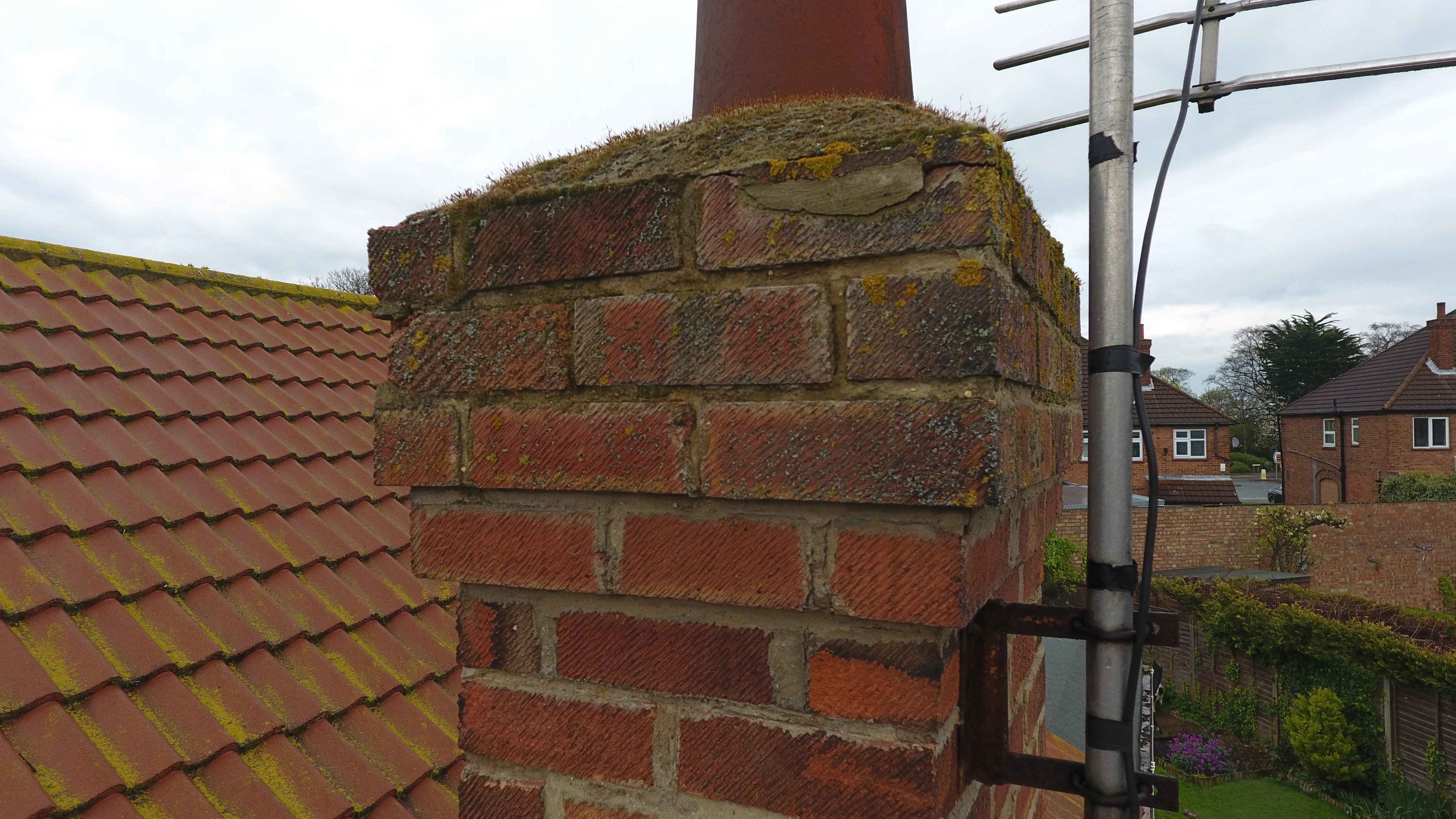 Pegasus Drone Media aerial videography and photography of chimney stack