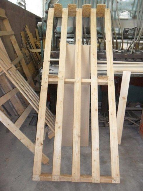 listelle in legno per gabbie