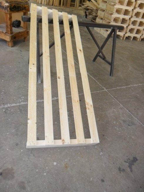 liste in legno