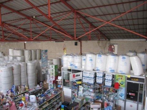 magazzino vista dall