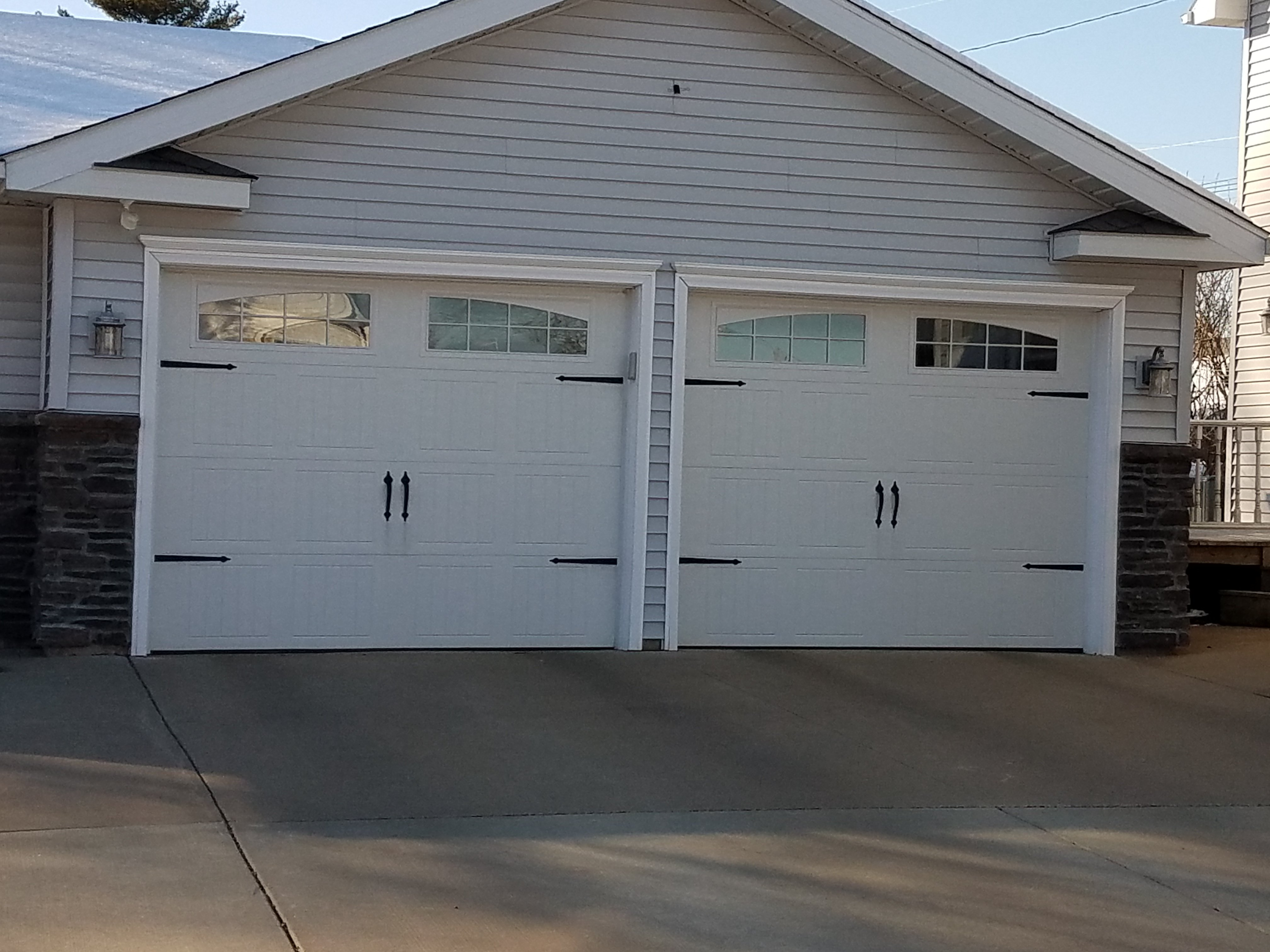 Garage Door Spring Replacement In Sparta Wi