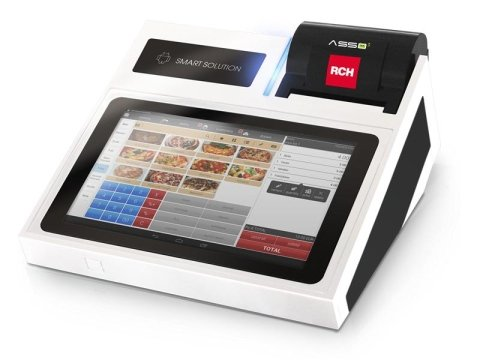 Registratore di cassa marda RCH con touch screen