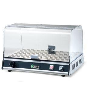 vetrinetta refrigerata e calda da banco