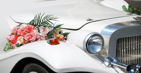 noleggio auto per cerimonia