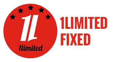 1LIMITED FIXED-Logo