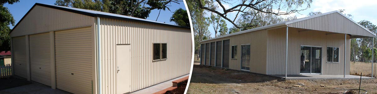 dependable sheds garages