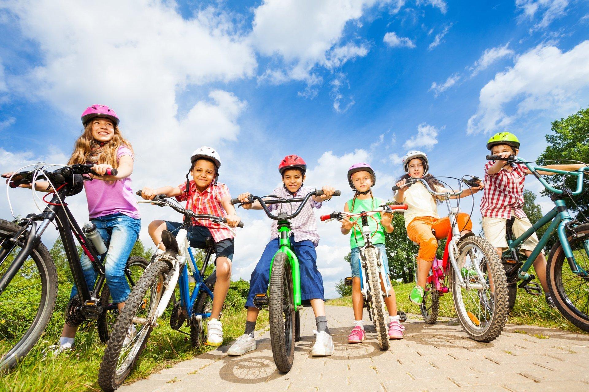 bici bambino,triciclo e bmx