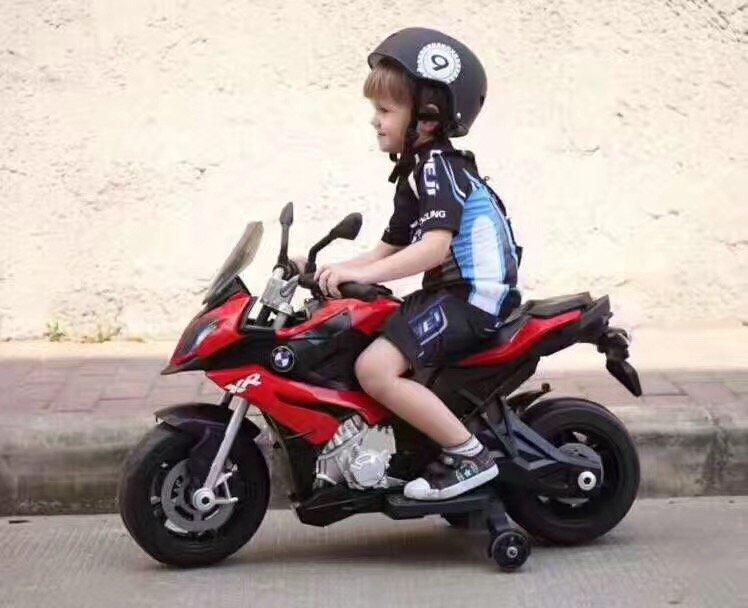 moto a batteria per bambini