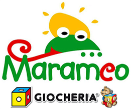 MARAMEO GIOCATTOLI - LOGO