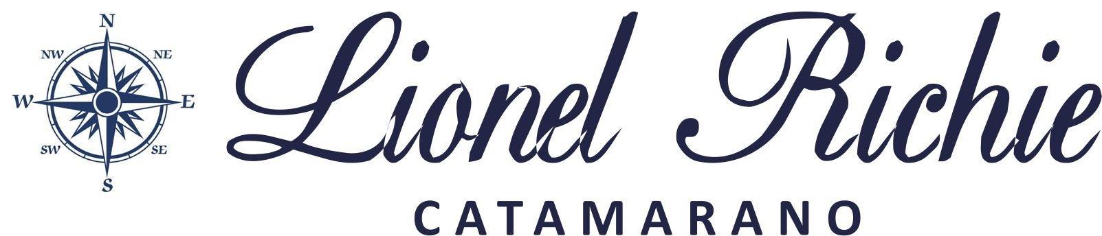CATAMARANO LIONEL RICHIE - LOGO