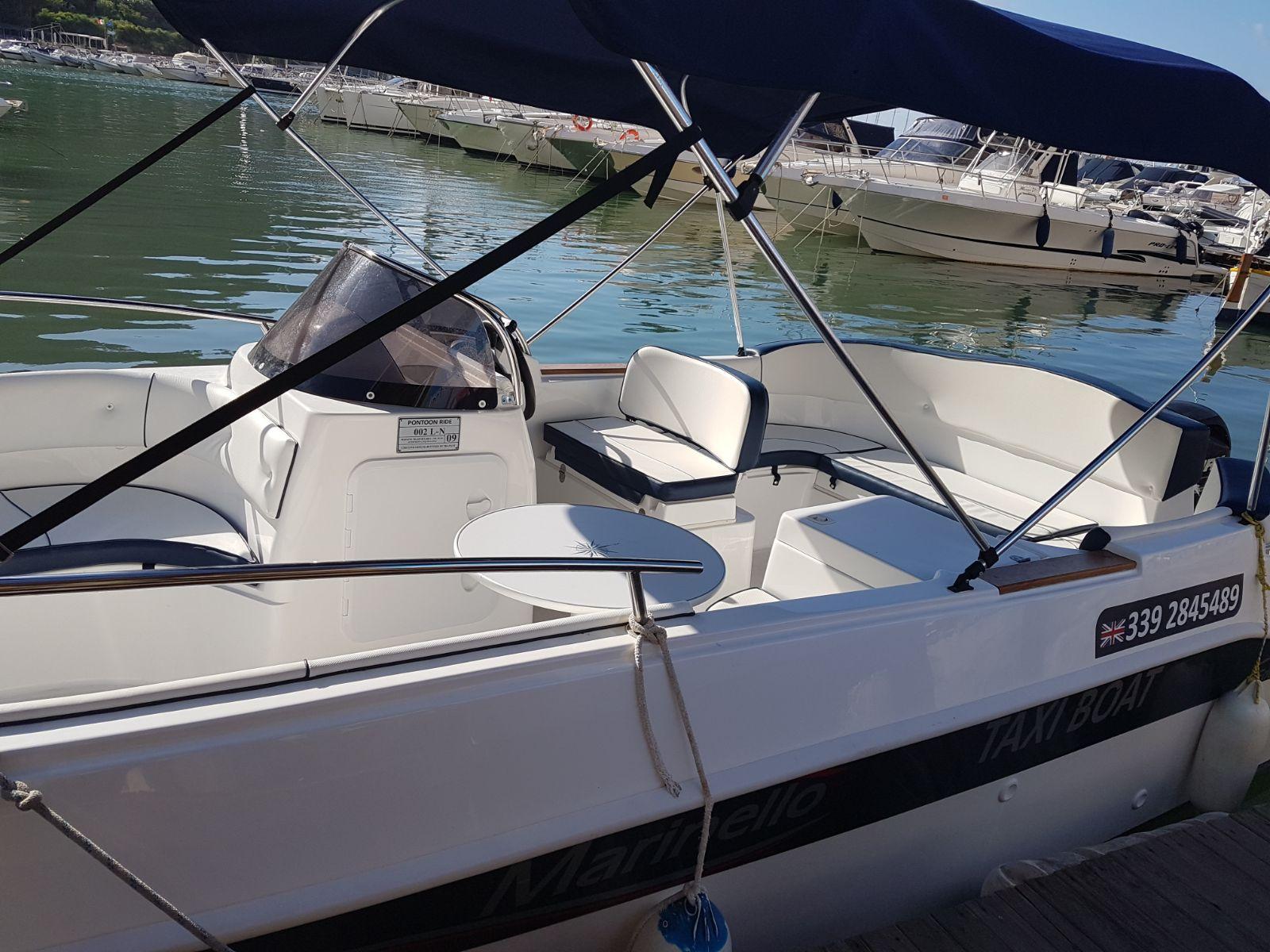 Taxi Boat Escursione Scopello