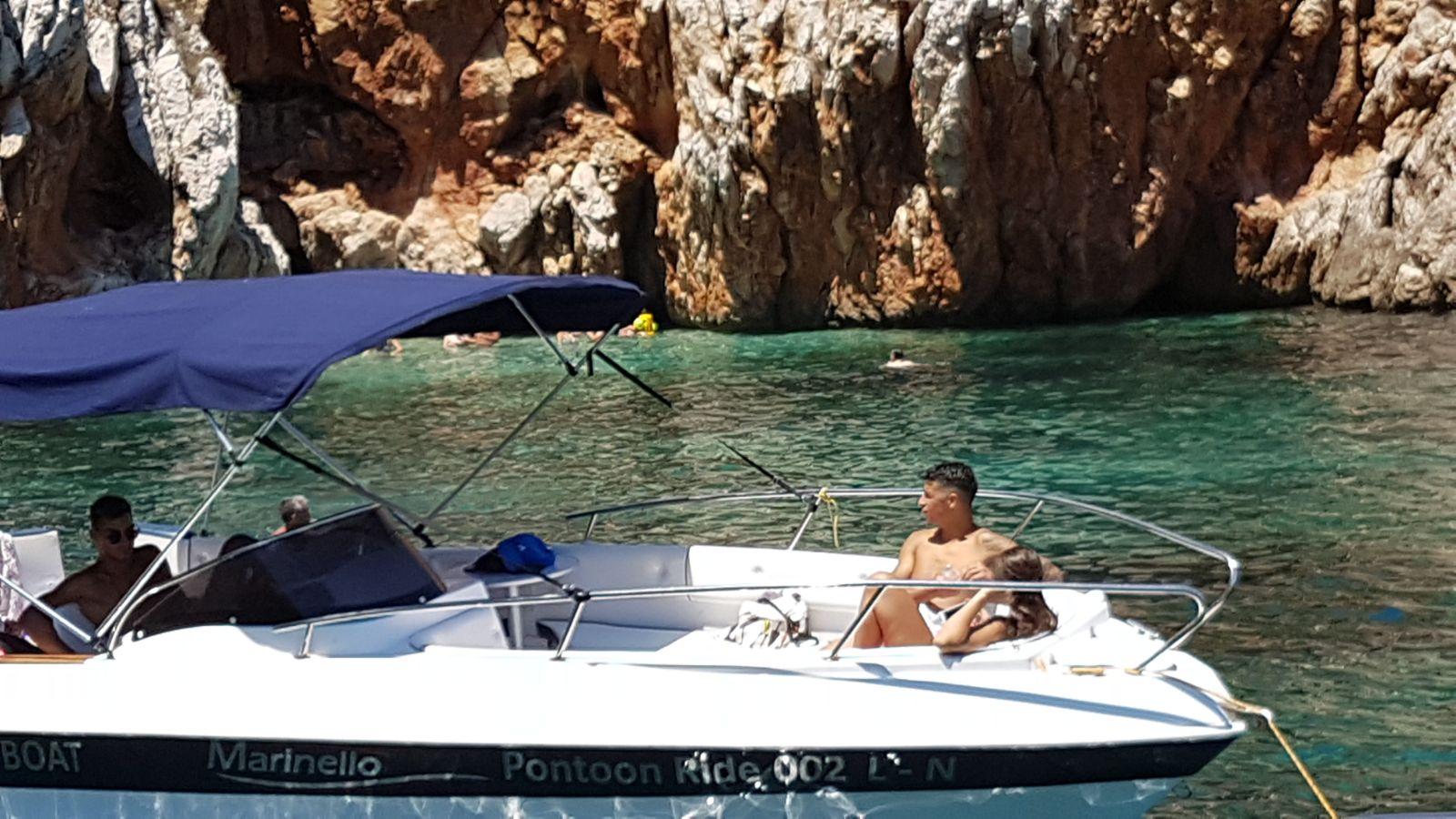 Taxi Boat Escursione Castellammare del Golfo