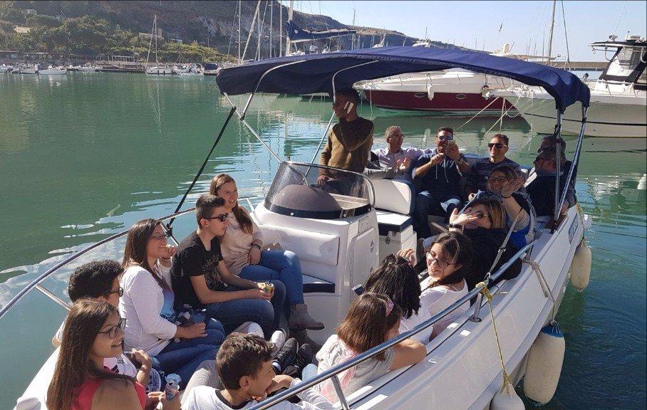 Taxi Boat Escursioni San Vito Lo Capo
