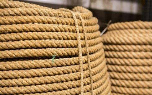 Vendita corde di fibra naturale Pordenone Corderia Iddo Corai