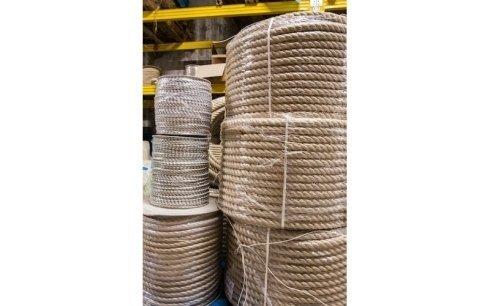 Trecce di fibra naturale