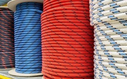 Corde per nautica colorate