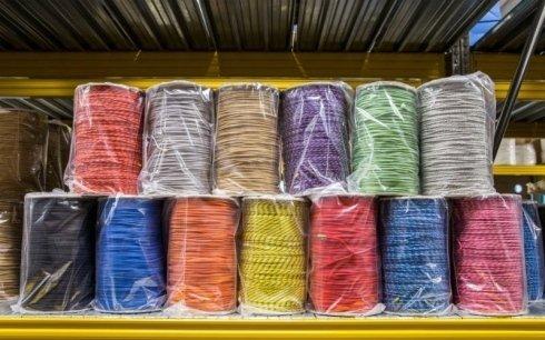 Corde sottili colorate Corderia Iddo Corai Pordenone