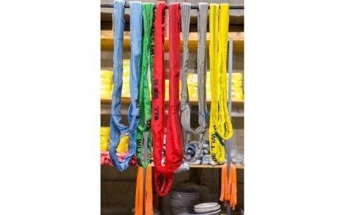 Corde in plastica colorate Corderia Iddo Corai Pordenone