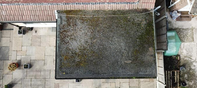 How To Locate A Leak In A Flat Roof