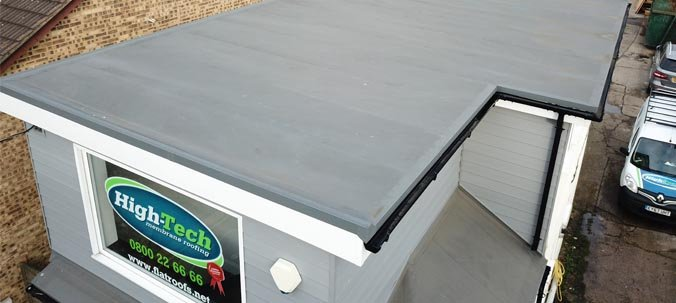 Five Ways Hot Weather Can Damage Your Flat Roof