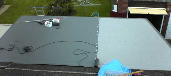 Check The Condition Of Your Flat Roof Before Winter Hits