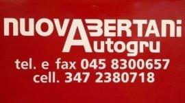 NUOVA BERTANI AUTOGRU E PIATTAFORME AEREE - VERONA