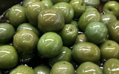 olive verdi pugliesi