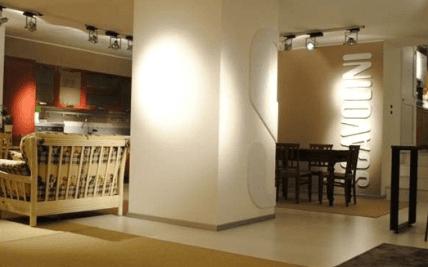 showroom cucine milano