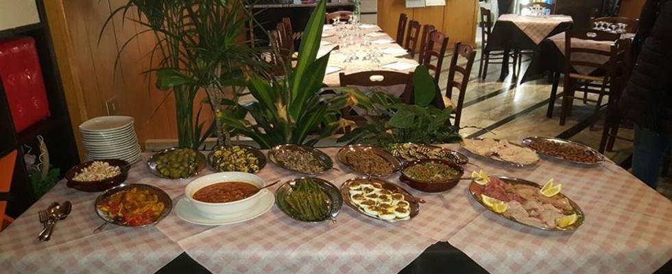 buffet, ristorante per cerimonie, ristorante per eventi, Vetralla, Viterbo