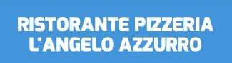 Ristorante pizzeria l'angelo azzurro- logo