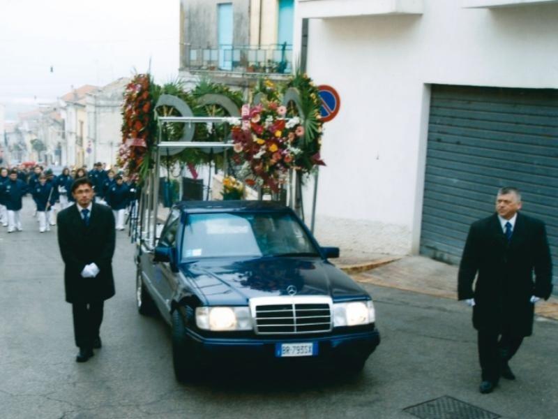 Onoranze e funerali
