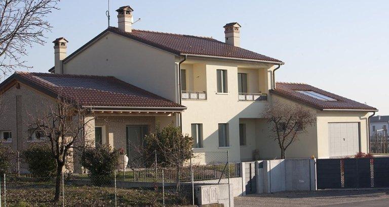 Serramenti casa ristrutturata