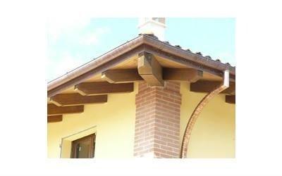 costruzione tetti in legno Budrio
