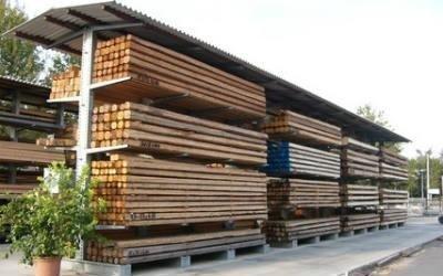 commercio legnami edili