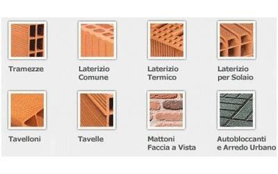 vendita mattoni Bologna