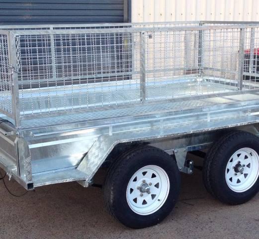 tandem gal trailer