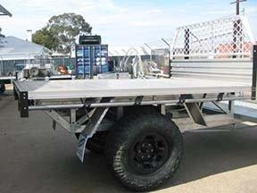 uteback trailer