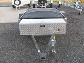 tool box trailer