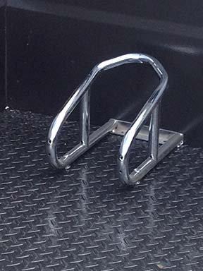 motorbike wheel brace