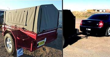 finest quality trailers and accessories in Rutherford