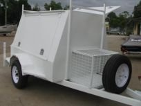tradie trailer custom