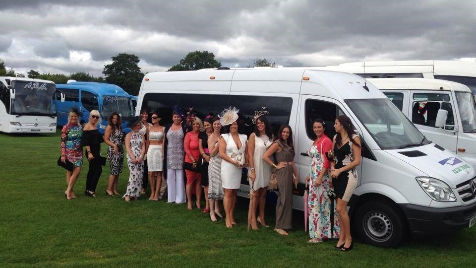 hen party travellers
