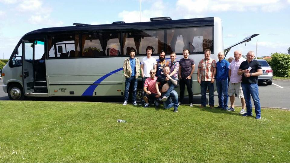 stag party travel